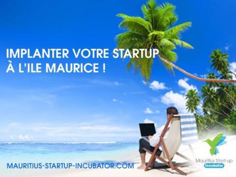 Implanter votre startup sur l'Ile Maurice